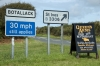 The Mystery of English Road Signs